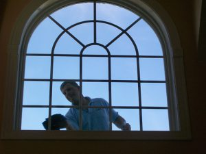 Sparkling clean professional cleaning services of eastern nc - Exterior window cleaning services ...