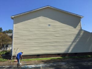 Residential Vinyl Siding (After)