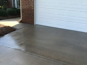 Concrete Cleaning (After)