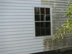 Residential Vinyl Washing - Ideal for North Carolina Climate