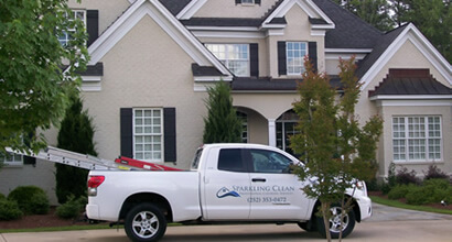 Professional Cleaning Services in Large Home in Greenville, NC